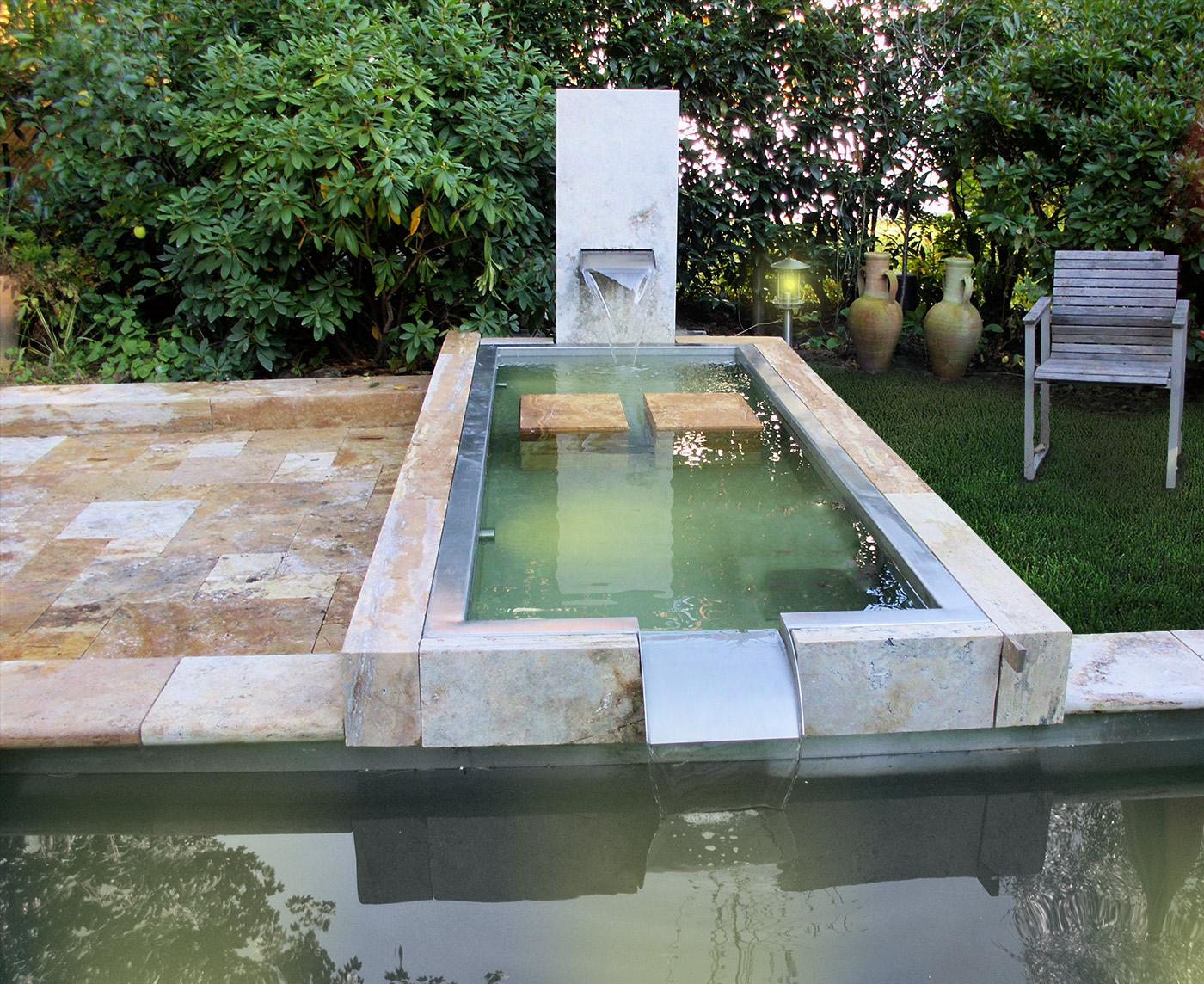 Berühmt Wasserbecken IU39